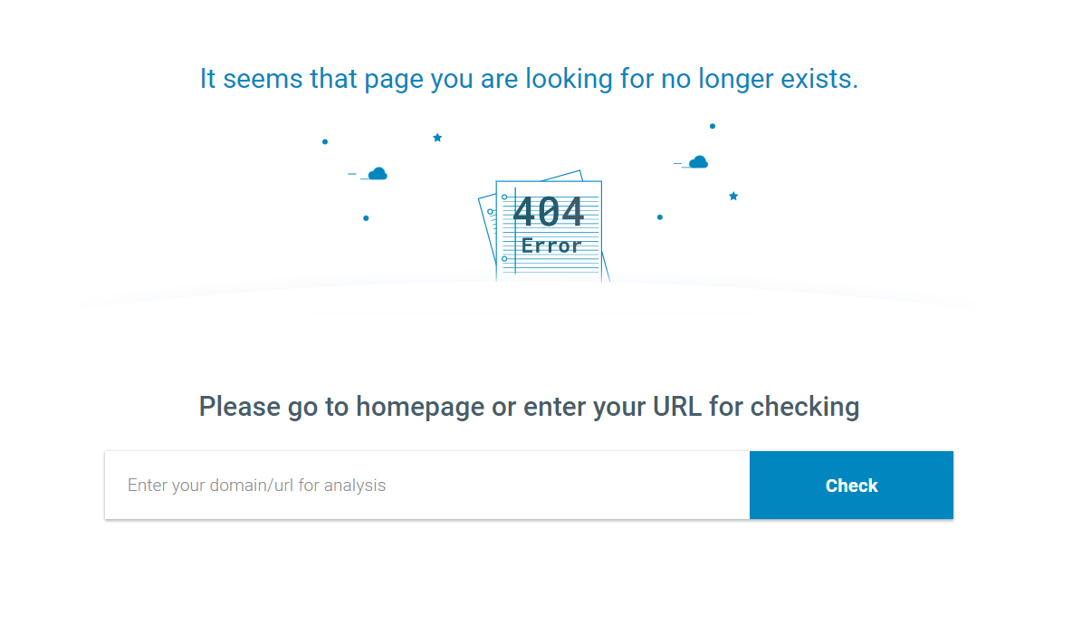 404 error  what is 404 page and how to fix it