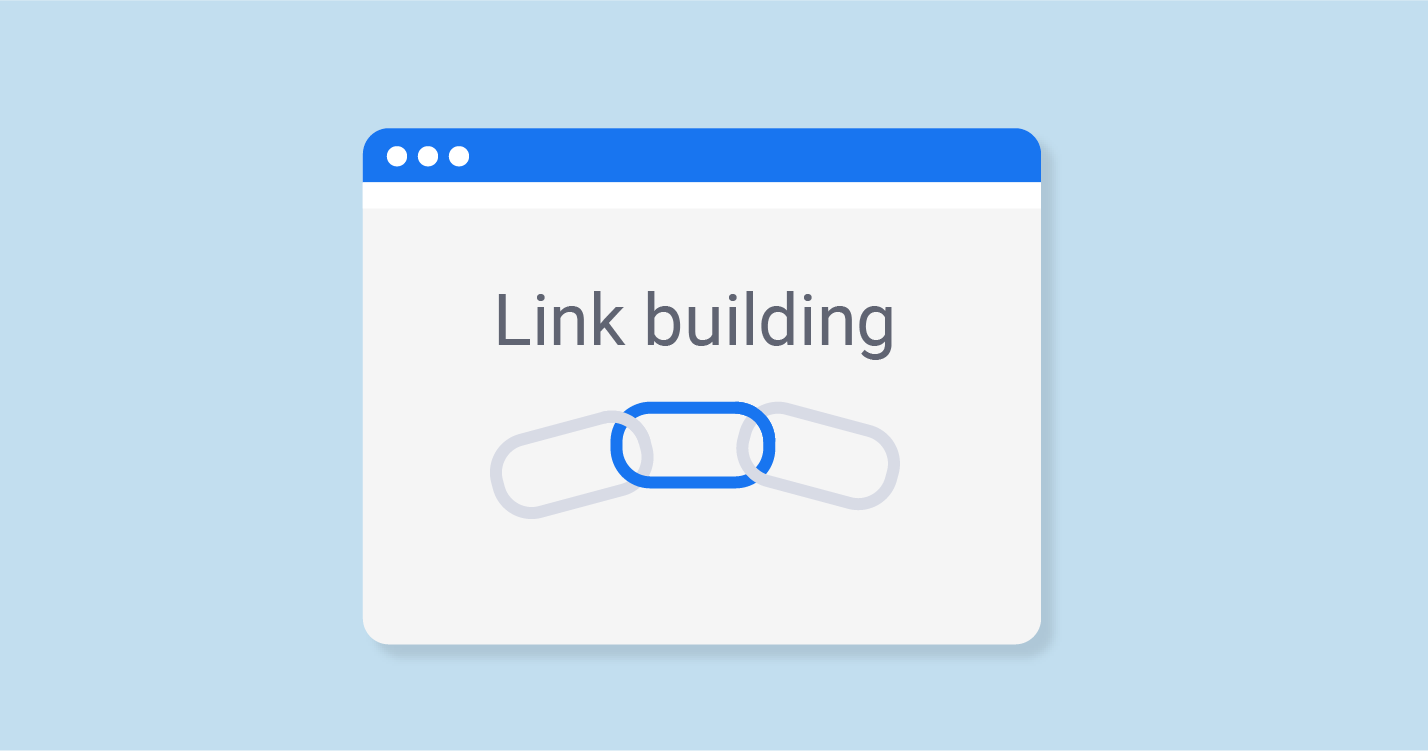 Creating link building strategy