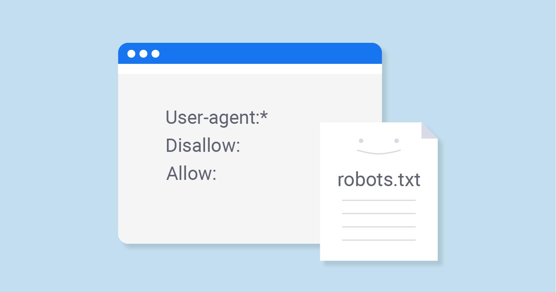Robots txt test