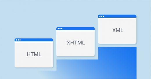 Что такое XHTML и в чем его отличие от HTML?