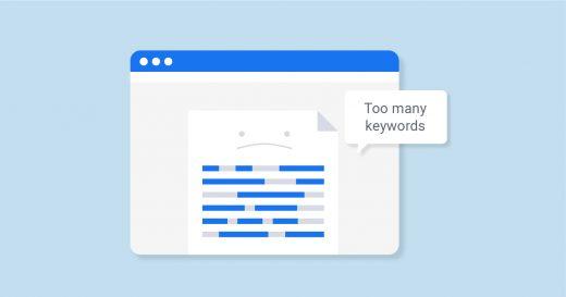 Какой должна быть плотность ключевых слов на странице?