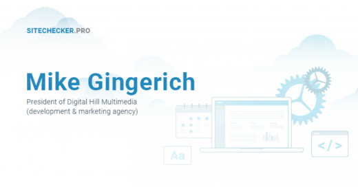 Interview with Mike Gingerich, President of Digital Hill Multimedia