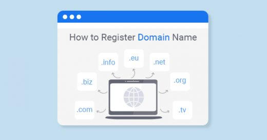 How To Register A Domain Name Practical Guide