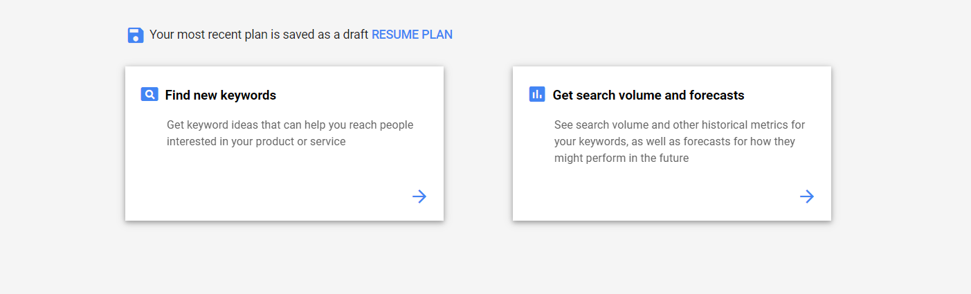 Google Keyword Planner – Tutorial Guide For SEO in 2019