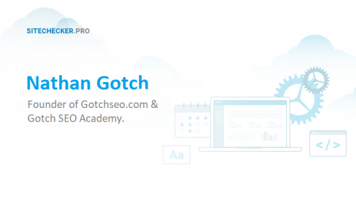 Interview with SEO specialist and Blogger Nathan Gotch