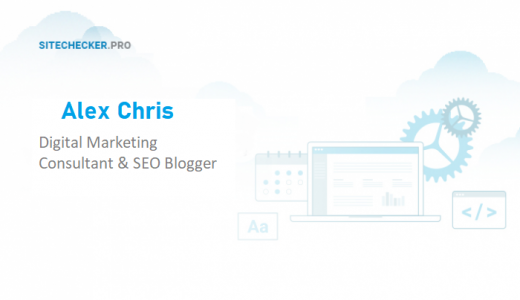 Interview with Digital Marketing Consultant and SEO Blogger Alex Chris