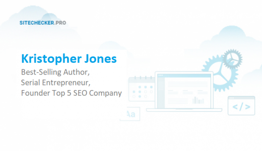 Interview with Author, Investor, Entrepreneur and SEO Blogger Kristopher Jones