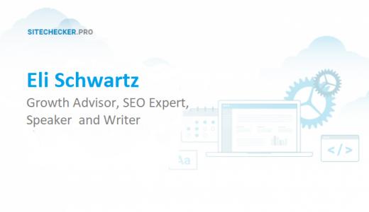 Interview with SEO specialist and Growth Advisor Eli Schwartz