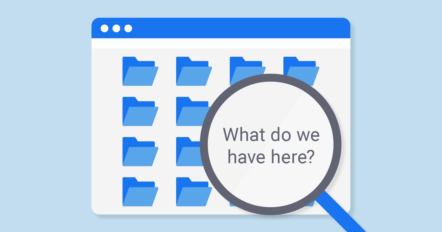Scanner directory siti web: visualizza tutti i file e le pagine nascosti di un sito web