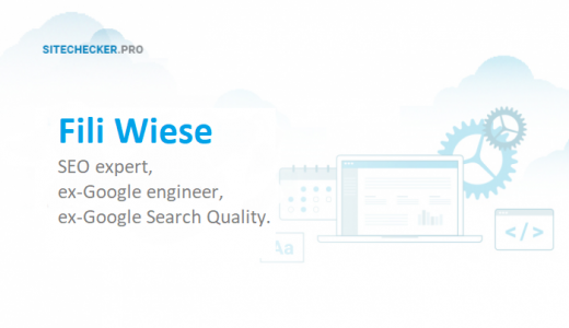 Interview with  SEO expert, ex-Google engineer, ex-Google Search Quality Fili Wiese