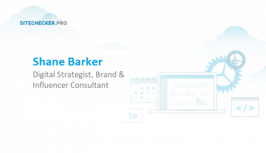 Interview with Digital Strategist, Brand & Influencer Consultant Shane Barker