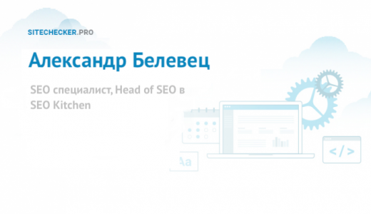 Александр Белевец: как выбрать нишу для запуска SEO проекта