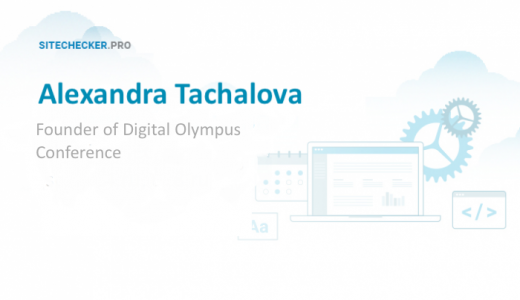 Interview with Alexandra Tachalova, Founder of Digital Olympus Conference