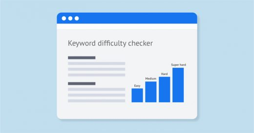 What is keyword difficulty and how to determine it