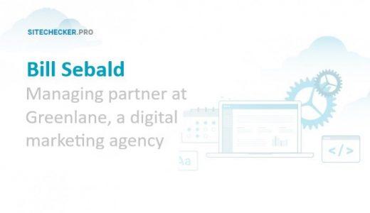 Interview with Bill Sebald, Managing Partner at Greenlane
