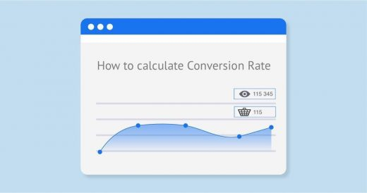 How to calculate conversion rate easily