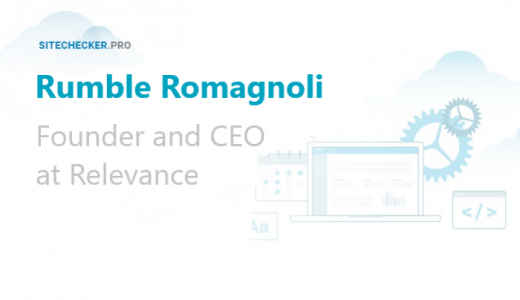 SEO tips&tricks from Rumble Romagnoli
