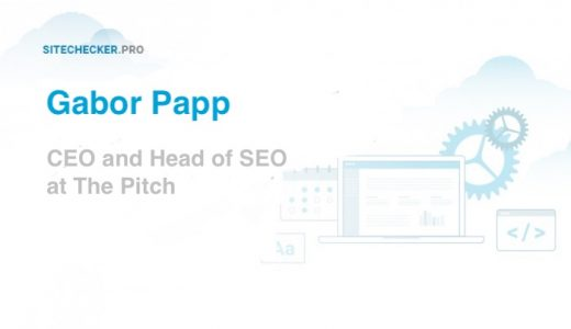 Actionable SEO tips from Gabor Papp, SEO expert from Budapest