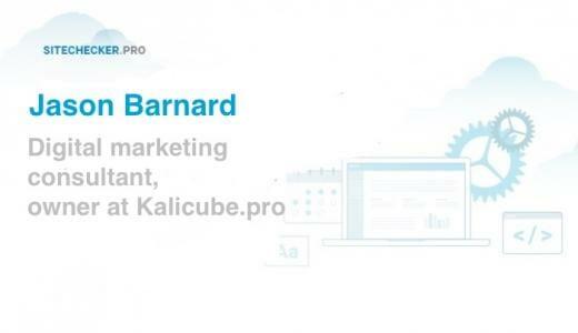 Brand SERPs' tips by Jason Barnard