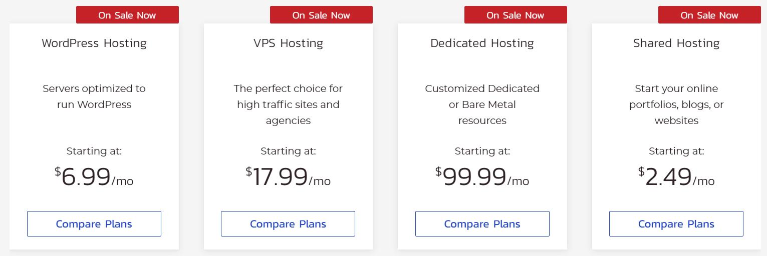 Mejor proveedor de alojamiento web - Inmotion