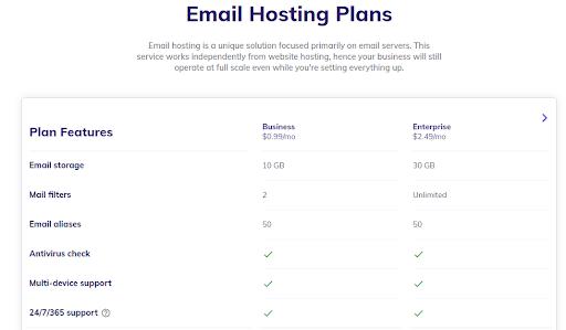 Best Email Hosting - Hostinger