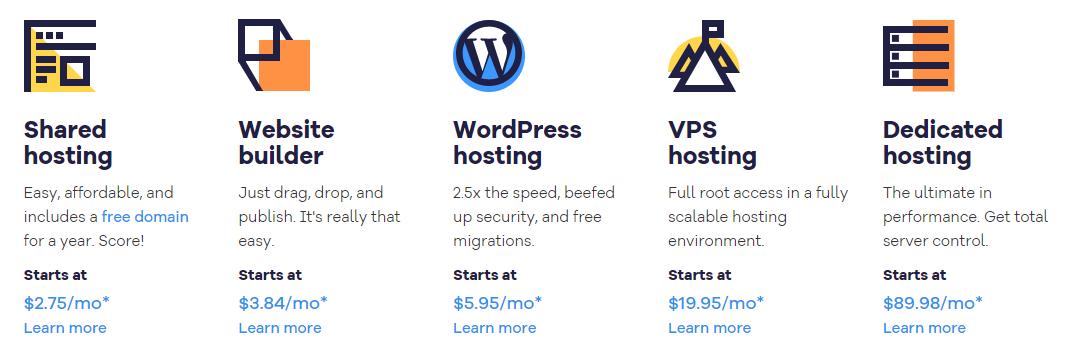 Best hosting for small business - HostGator