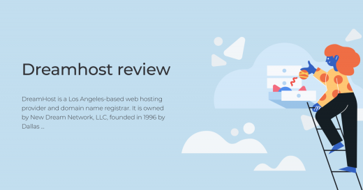 Dreamhost Hosting Review: Main Advantages for SEO