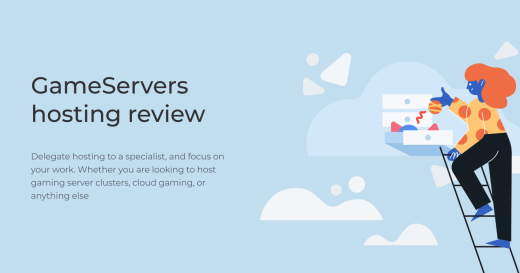 Gameservers.com Review: How Good Is It For SEO?