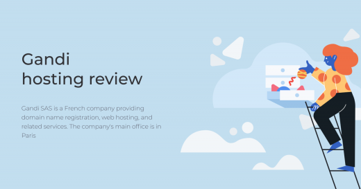 Gandi Hosting Review: What Is Critical For SEO