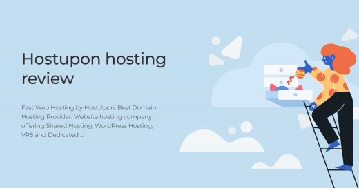 HostUpon Review: Is Host Upon a Good Choice for SEO?
