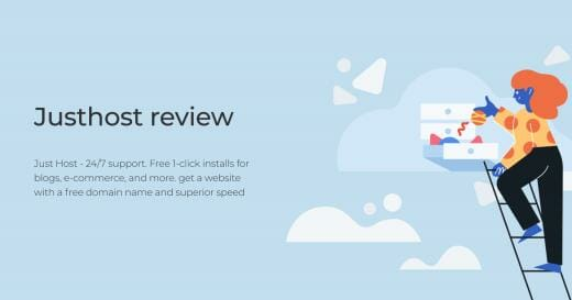 JustHost.com Review: Is It Worth a Try for SEO?