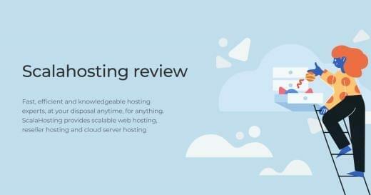 Scala Hosting Review 2021: Pros & Cons for SEO