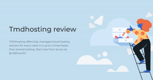 TMDHosting Review: Are They Good for SEO