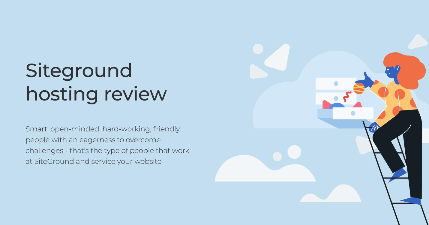 SiteGround Reviews 2021: Details, Pricing & Features | Sitechecker