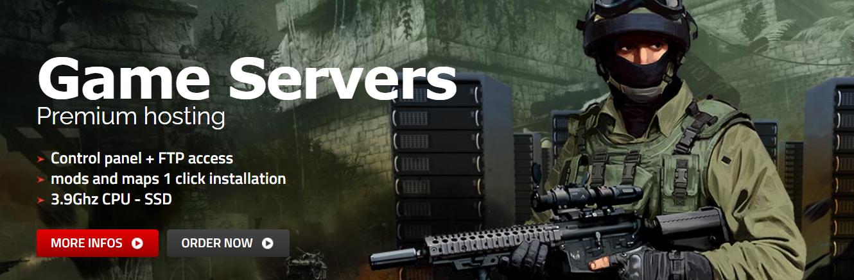 RoxServers – Cheap CSGO Hosting