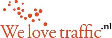 We love traffic.nl logo
