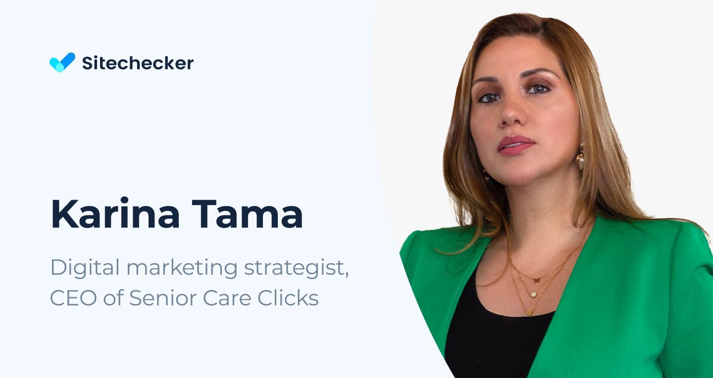 Senior Care Marketing' Tips by Karina Tama
