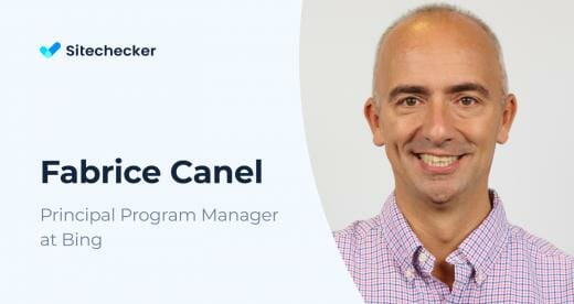 Tips from Search Veteran Fabrice Canel